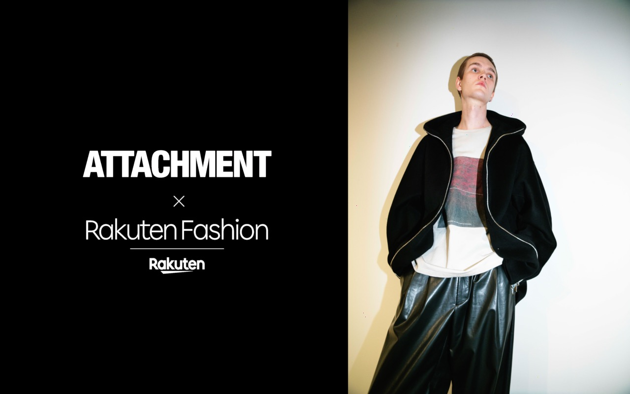 3ATTACHMENT on RAkuten Fashion